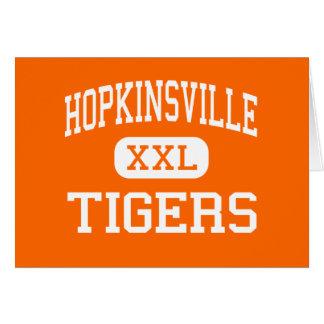 Hopkinsville - Tigers - High - Hopkinsville Card