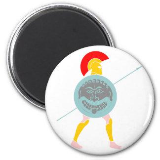 Hoplit hoplite 2 inch round magnet