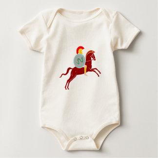 Hoplit hoplite baby bodysuit