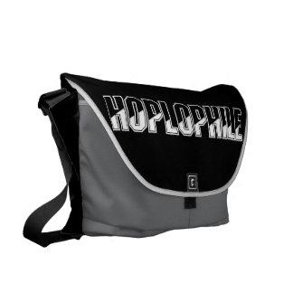 Hoplophile - la bolsa de mensajero bolsas messenger