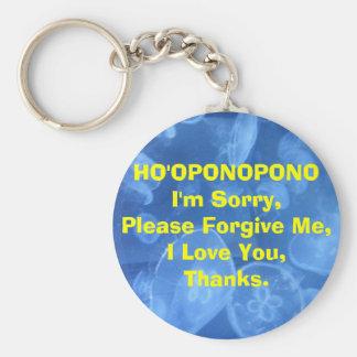 HO'PONOPONO COLECTION ENGLISH LANGUAGE KEYCHAIN