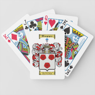 Hoppe Bicycle Playing Cards