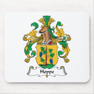 Hoppe Family Crest Mouse Pad