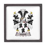 Hoppe Family Crest Premium Jewelry Boxes