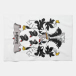 Hoppe Family Crest Towels