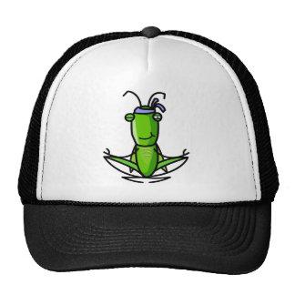 hopper_meditating_Hat Trucker Hat