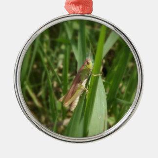Hopper Metal Ornament