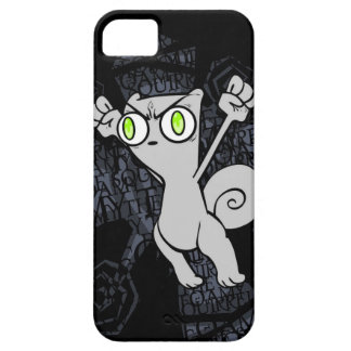 Hoppin' Angry Foamy iPhone 5 Case