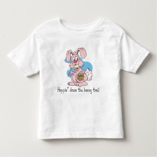 Hoppin' Down the Bunny Trail Toddler T-shirt
