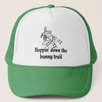 Hoppin' Down The Bunny Trail Trucker Hat