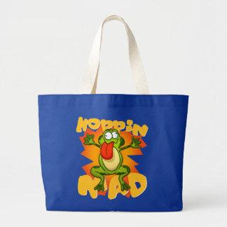 Hoppin Mad Frog Shopping Bag