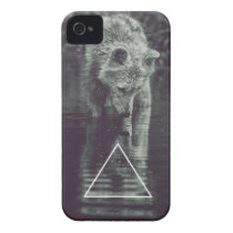 hopping ASTRE wolf iPhone 4 Cover