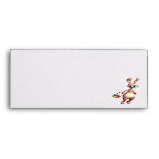 Hopping Bunny Envelope