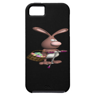 Hopping Bunny iPhone SE/5/5s Case