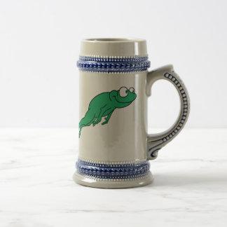 Hopping Frog Coffee Mug
