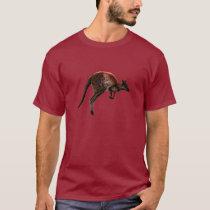 Hopping Kangaroo T-Shirt