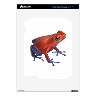 Hopping Limited iPad 3 Decals