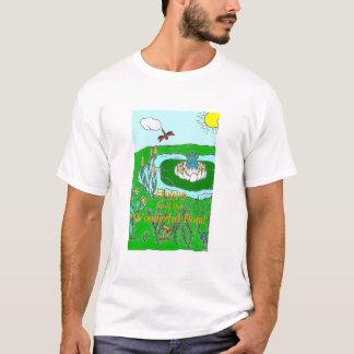 Hoppy and the Wonderful Pond T-Shirt