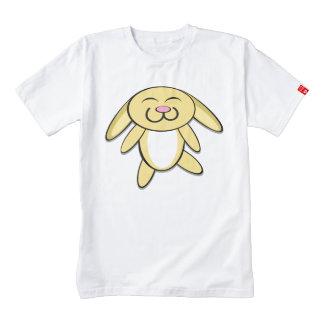 Hoppy Bunny Zazzle HEART T-Shirt