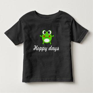 Hoppy Days Frog T-shirt