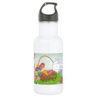 Hoppy Easter 18oz Water Bottle