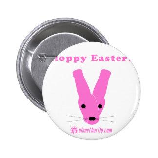 Hoppy Easter! 2 Inch Round Button