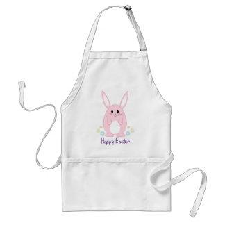 Hoppy Easter Adult Apron