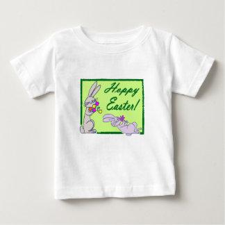 """""""HOPPY EASTER"""" Baby T-Shirt"""