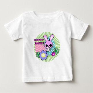 hoppy easter. baby T-Shirt
