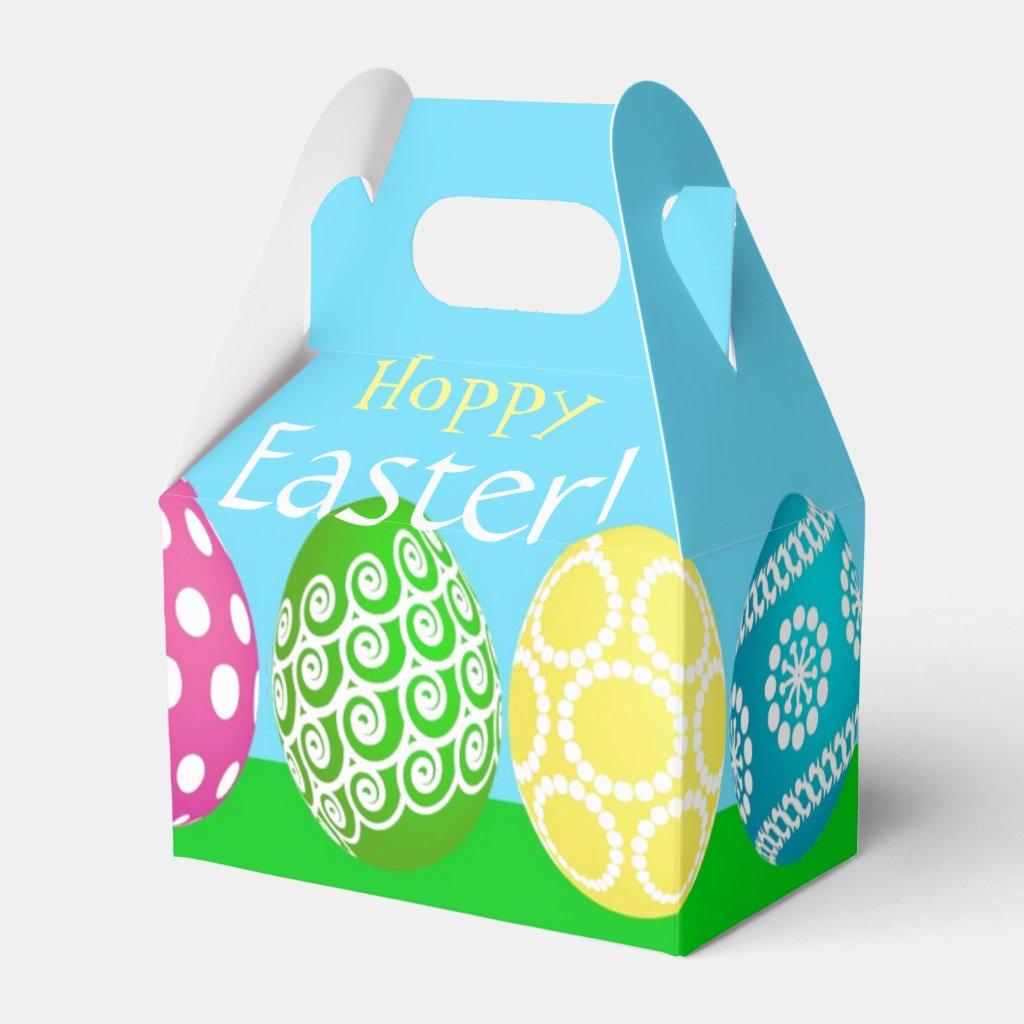Hoppy Easter Treat Box