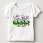 Hoppy Easter Bunny Baby T-Shirt