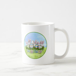 Hoppy Easter Bunny mug