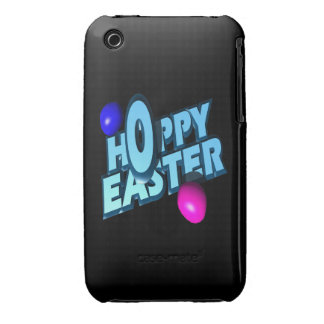 Hoppy Easter Case-Mate iPhone 3 Cases