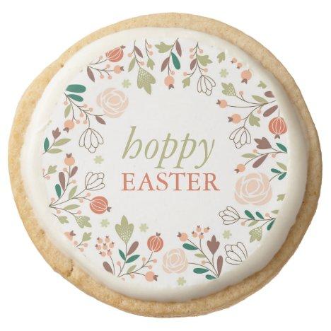 Hoppy Easter Cookies
