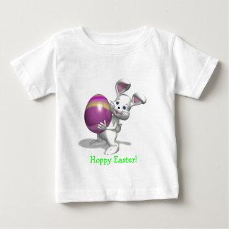 Hoppy Easter! - Designer Basic T For Toddlers Baby T-Shirt