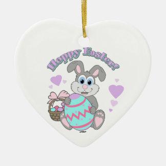 Hoppy Easter! Easter Bunny Ornament