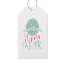 HOPPY EASTER EGG GIFT TAGS