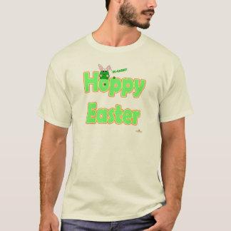Hoppy Easter Frog Bunny T-Shirt