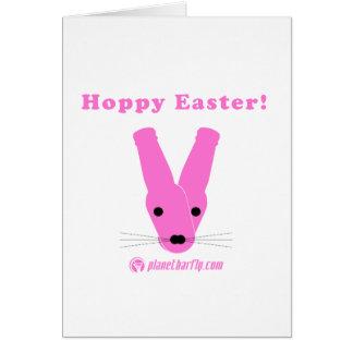 Hoppy Easter! Greeting Card