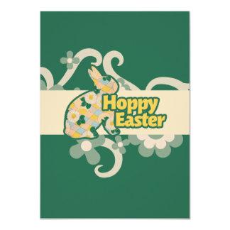 Hoppy Easter Custom Announcement