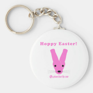 Hoppy Easter! Keychain