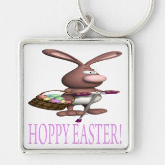 Hoppy Easter Keychain