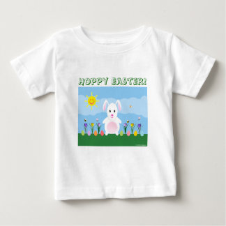 Hoppy Easter Kids and Baby Baby T-Shirt