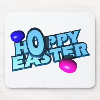 Hoppy Easter Mouse Pad