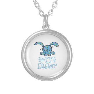 HOPPY EASTER PERSONALIZED NECKLACE