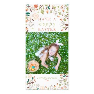 Hoppy Easter Photo Cards