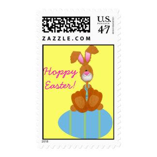 Hoppy Easter! Postage