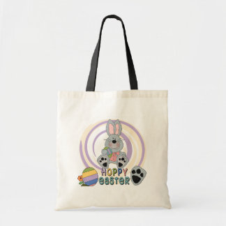 Hoppy Easter T-shirts and Gifts Budget Tote Bag