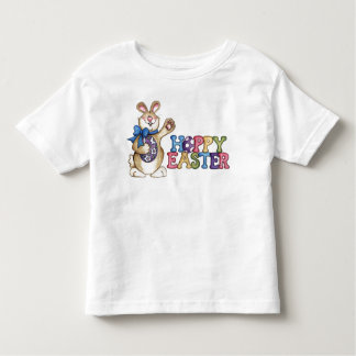 Hoppy Easter - Toddler T-shirt