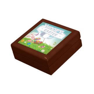 Hoppy Easter Trinket Boxes